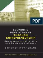 Economic Development Through Entrepreneurship - Government, University And Busin.pdf