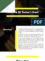 Fonderia Di Torino's Case - Syndicate 5