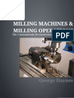 Milling Machines & Milling Operations - George Haynes