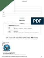 Crime Record Search