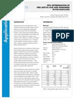 Analisa Monomer Polyacrylate
