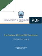 Kufos Prospectus 2018-19