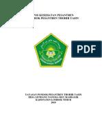 Poskestren Thohir Yasin