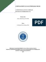 Paper Kementerian Lembaga Yang Berperan Dalam Penanggulangan Bencana