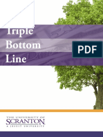 An MBAs Guide to the Tripple Bottom Line