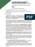 Manual Del Hombre Denunciado e Indefenso Ante La Ley de Violencia de Genero