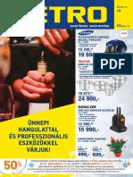 Metro Szezonalis Katalogus