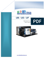 UB UD UF Standard Condensing Units With S.E.