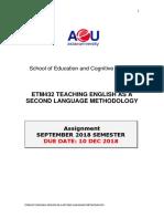 ETM432 Assignment 0918