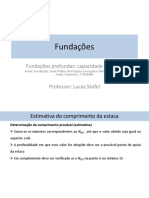 Fund11 Fundaes Profundas Capacidade de Carga
