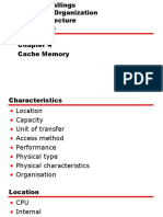 04_Cache Memory CS 721 2
