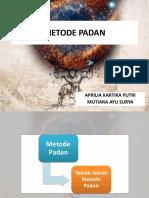 METODE PADAN