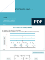 Transmission Lines for UG courses Electromagnetics
