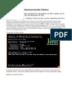 Manual Para Instalar Windows XP de Cero