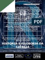Anais do III Encontro da Rede de Paranaense de Pesquisa em História e Filosofia da Ciência