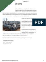 Propak Systems Ltd - Gas Dew Point Ontrol