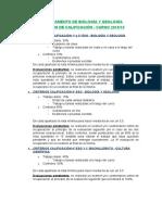 Criterios Calificación Dpto Biogeo 2018 2019