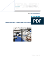 Solutions Climatisation Eau Glacee
