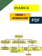 Dinamica, Unidad I