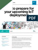 IoT Preperation
