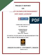 employeeengagementhdfcbank-160623155544
