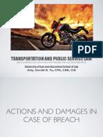 Transportation and Public Service Law Keynote Presentation.rev.102017 FRI SAT 2017