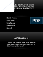 Case 1 Presentation China Yunan vs Yunus Model