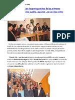 Crónicas e imágenes de las primeras legislaturas en Caudete