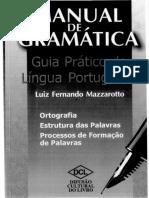 Manual de Gramatica g p Da L P