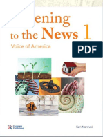 Listening to the News 1 - Student Book