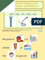 Lectura de Frases Con Pictogramas - Sinfon Cr