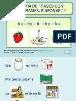 Lectura de Frases Con Pictogramas - Sinfon Fr