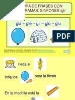 Lectura de Frases Con Pictogramas - Sinfon Gl