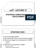 Role of HRD Prof