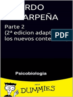 Psicobiologia for Dummies_ 2 - Ricardo Villarpena