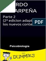 Psicobiologia for Dummies_ 2 - Ricardo Villarpena