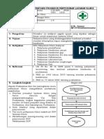 SPO tentang prosedur penyusunan layanan klinis.docx