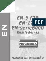 Manual Ensiladeira