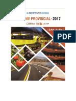 ODS Informe Provincial 2017 San Juan