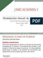 3_Modulación Lineal de Amplitud
