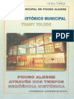 19 - Pouso Alegre através dos tempos (19.12.1997)