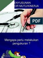 Penyusunan Indikator Mutu Fktp_dcg