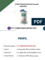 Presentasi Audit Lift