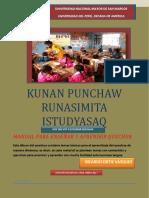 Quechua Basico-manual Para Aprender Quec
