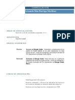 Dr.fernandoDíaz BarrigaMartínez, CV