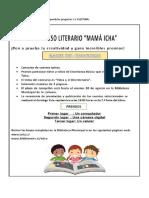 Lee El Siguiente Texto y Responde Las Preguntas 1 a 3