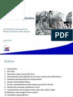 Aquinos Six Year CTUHR Assessment