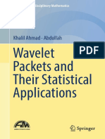 (Forum for Interdisciplinary Mathematics) Khalil Ahmad, Abdullah-Wavelet Packets and Their Statistical Applications-Springer Singapore (2018)