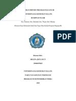 Laporan Program Magang III