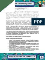 """Evidencia 7 Análisis de Caso """"Identificación de Modos y Medios"""